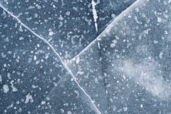 Bruten is på sjön Royaltyfri Fotografi