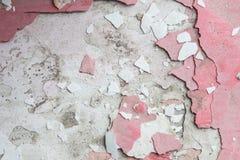 Bruten vägg Royaltyfri Foto