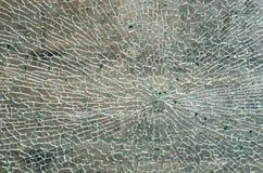 Brutet exponeringsglas Royaltyfria Bilder