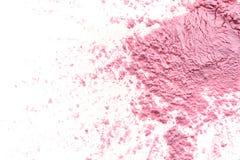 Brutna kosmetiska produkter Arkivfoto