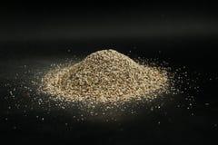 Brutna ris som är brutna i svarta platser Royaltyfri Fotografi