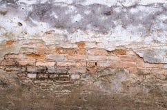 Brutna tegelstenar Royaltyfri Foto