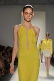 Bruto - semana de la moda de Nueva York imagenes de archivo