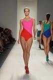 Bruto - semana de la moda de Nueva York imagen de archivo libre de regalías
