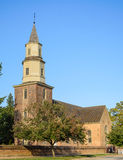 Bruton Parish Church Royalty Free Stock Photo