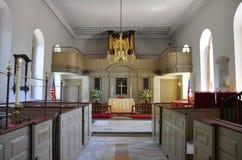 Bruton Parish Episcopal Church, Williamsburg Stock Images