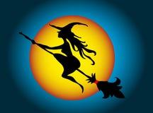 bruxa Imagem de Stock Royalty Free
