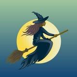 bruxa Imagem de Stock