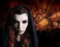 bruxa Foto de Stock