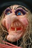 Bruxa de Halloween. Imagens de Stock Royalty Free