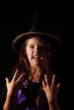 Bruxa nova Foto de Stock Royalty Free