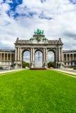 Bruxelas, Bélgica Fotografia de Stock
