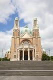 Bruxelas - basílica nacional do coração sagrado Foto de Stock Royalty Free