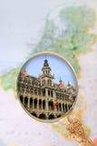 Bruxelas, Bélgica Imagens de Stock Royalty Free