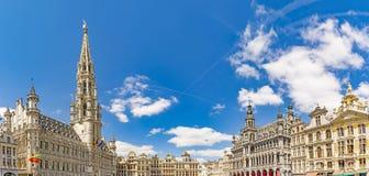 Bruxelas em Bélgica Fotografia de Stock Royalty Free