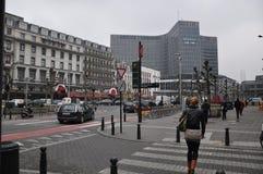 bruxelles lizenzfreies stockbild