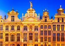 Bruxelles, Belgia zdjęcia royalty free