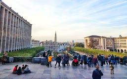 Bruxelles, Belgim Fotografia Stock Libera da Diritti