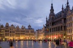 Bruxelles, Belgio, Grand Place fotografie stock