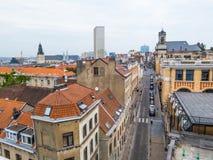 Bruxelles, Belgique Photo stock