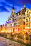 Bruxelles, Belgium - Grand Place Royalty Free Stock Image