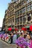Bruxelles - GRANDE posto della La fotografia stock libera da diritti