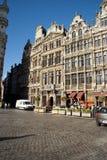 Grande posto di Bruxelles Fotografie Stock