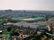 Bruxelles - re Baudouin Stadium immagine stock