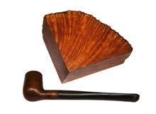 Bruyère, bruyère pour la pipe. Image libre de droits