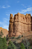 Bry岩石外形 库存图片