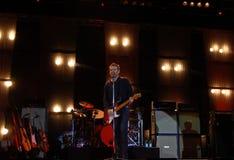 Bryan Adams di concerto Fotografie Stock Libere da Diritti