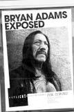 Bryan Adams exposed Royalty Free Stock Photo