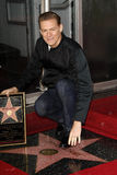 Bryan Adams. LOS ANGELES - MAR 21: Bryan Adams Bryan Adams is honored with a star on the Hollywood Walk of Fame at Egyptian Theater on March 21, 2011 in Los stock images