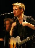Bryan Adams Performs in Concert stock images