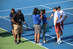 Bryan brothers Stock Image