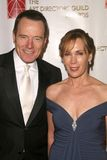 Bryan Cranston. And Robin Dearden at the 13th Annual Art Directors Guild Awards. Beverly Hilton Hotel, Beverly Hills, CA. 02-14-09 Royalty Free Stock Images