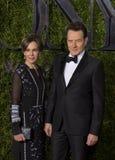Bryan Cranston bij 2015 Tony Awards Royalty-vrije Stock Afbeeldingen