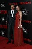 Bryan Cranston, Diane Kruger Photo stock