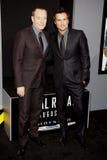 Bryan Cranston and Len Wiseman Stock Photo
