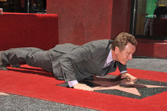 Bryan Cranston Stock Photography