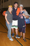 Bryan Dattilo,Kyle Brandt,Alison Sweeney Stock Image