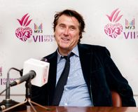 BRYAN FERRY Royalty Free Stock Photography