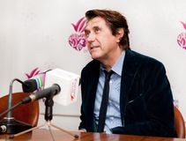 BRYAN FERRY Stock Photos