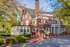 Bryan House en Tobias Pavaillion en Indiana University Fotografía de archivo libre de regalías