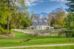 Bryan House a Tobias Pavaillion ad Indiana University Fotografie Stock