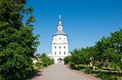 bryansk在svensky附近的城市修道院 图库摄影