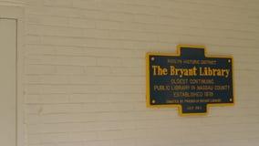 Bryant Library metrajes