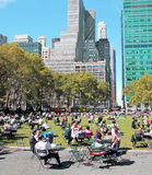 Bryant Park Royalty Free Stock Photos