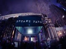 Bryant Park Imagenes de archivo