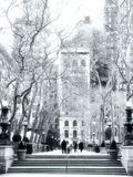Bryant Park. New York royalty free stock photo